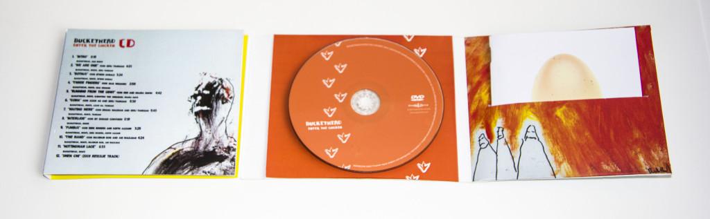 Dvd y libreto
