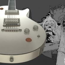 Gibson Buckethead.